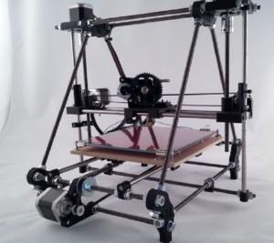 3d принтер Prusa Mendel Iteration 2