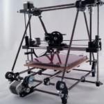 Набор для сборки 3d принтера Prusa Mendel Iteration 2
