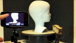 Moedls - 3D сканер из смартфона