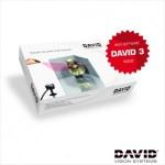 3d сканер DAVID-Laserscanner Starter-Kit