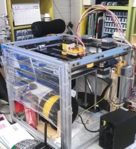 3d принтер WillyBot