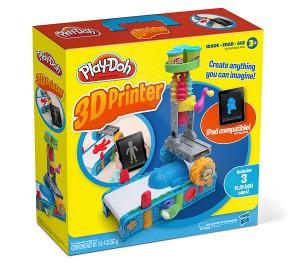 3d принтер Play-Doh
