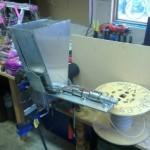 Экструдер пластиковых нитей для 3d принтера