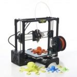 Lulzbot TAZ 3d принтер
