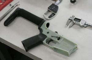 оружие из 3d принтера