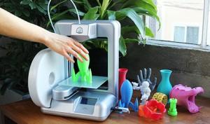 Staples начала розничную продажу 3d принтеров в США
