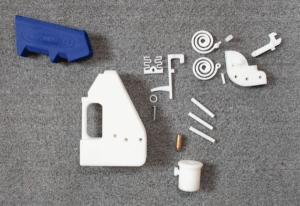Файлы для печати пистолета Liberator