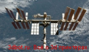 NASA отправит 3d принтер в космос
