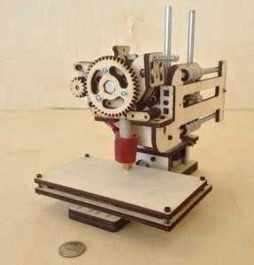 Printrbot Simple 3d принтер
