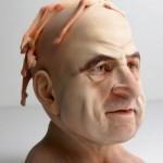 Скульптуры из 3d принтера