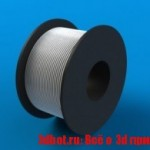 Новый пластик для 3d печати