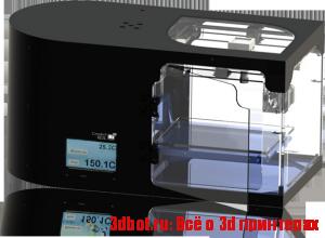 Platon 3d принтер