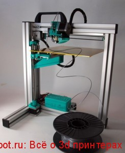 3d принтер Felix 2.0 Complete Kit