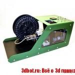 Filabot начинает производство пластика для 3d принтеров