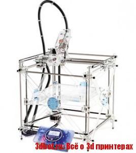 3d принтер RapMan 3.2 3D Printer Kit Universal