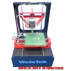 WT2 3D printer