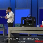 В Windows 8.1 будет доступна функция печати на 3d принтере