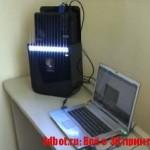 Nautilus 3D Printer-DLP Tech — китайский 3d принтер