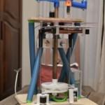 3d принтер RepRap Morgan