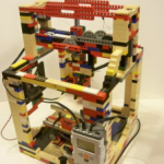 LEGObot 3d принтер