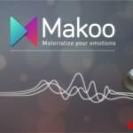 Makoo — материализация слов и эмоций на 3d принтере