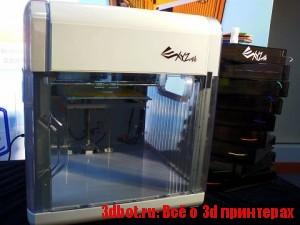 XYZprinting 3d принтер