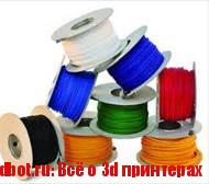 PLA пластик для 3d печати