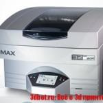 MAX 3D wax принтер