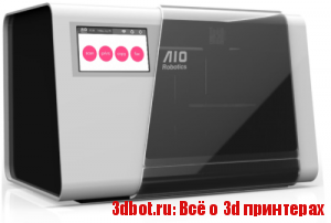 Zeus AIO Robotics - 3d комбайн