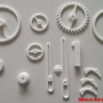 3d принтер напечатал механические часы