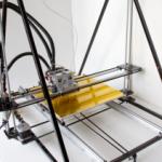 Glacier Steel — Dual Head Printer 3d принтер