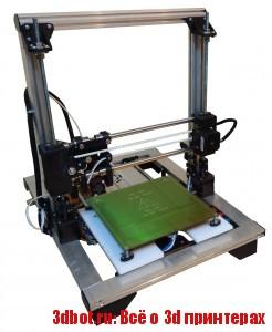 3d принтер Люмен