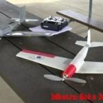 Самолет напечатали на 3d принтере