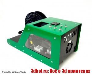 Filabot Wee - экструдер пластика для 3d печати