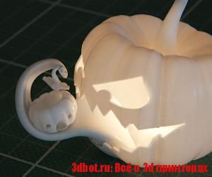 jack-o-lanterns-3d-printed