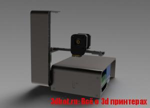 Portabee GO 3D принтер