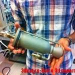 3d принтер напечатал ракетный двигатель