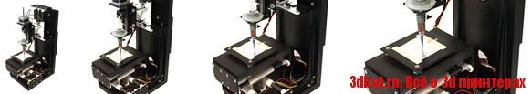 Mini Metal Maker 3d принтер
