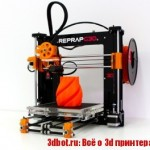 RepRap G3D 3D принтер
