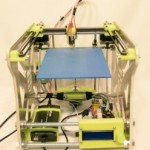 Mark34 3D принтер