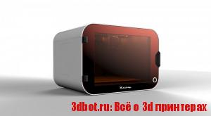 Wideboy 3d принтер