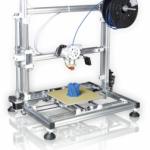 Velleman 3d принтер