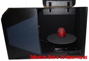 Robocular 3d сканнер