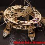 3D принтер Hexapod