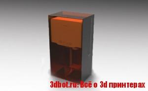 NOVA DLP 3D принтер