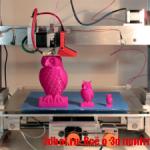 3DMonstr 3d принтер