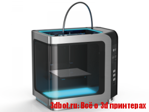 X-Master Desktop 3D принтер