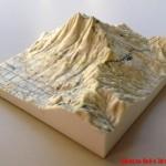 Как напечать 3d панораму местности