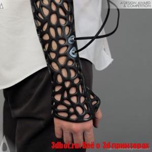 Osteoid Medical - 3d печатная хирургическая шина