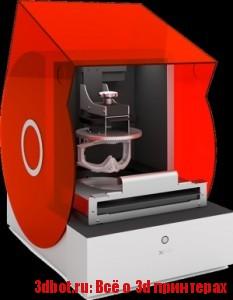 XFab 3D принтер лазерный